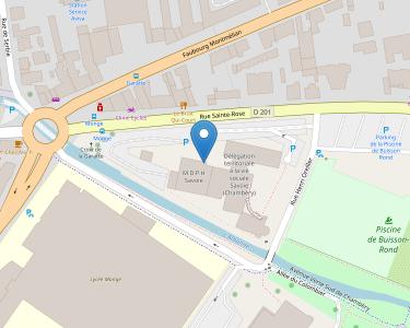 Adresse MDPH 73 - Savoie
