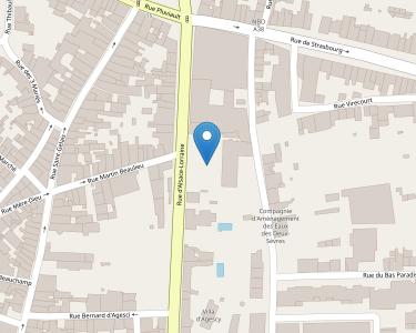 Adresse MDPH 79 - Deux-Sères