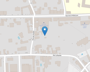 Adresse CONSEIL DEPARTEMENT DE HAUTE-SAONE