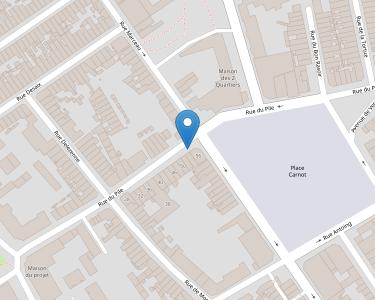 Adresse MAISON DES DEUX QUARTIERS - PILE-SAINTE ELISABETH