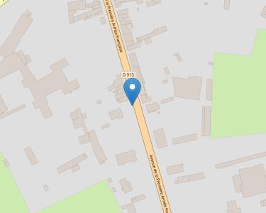 Adresse CENTRE HOSPITALIER DE GOURNAY-EN-BRAY