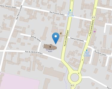 Adresse CCAS DE PETIT-COURONE