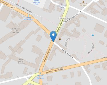 Adresse CCAS DE GOURNAY-EN-BRAY