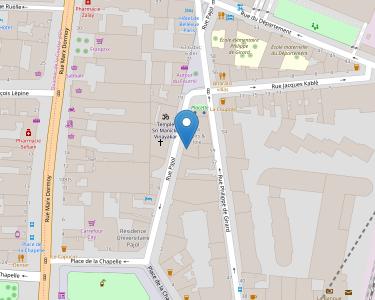 Adresse APAJH PARIS