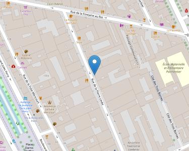 Adresse GAIA PARIS