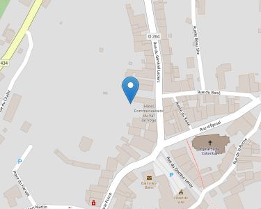 Adresse Caf des Vosges - MSAP de Bains-les-Bains