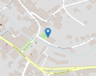 Adresse Caf des Vosges - Point relais de Vittel