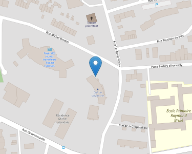 Adresse Caf de Manche - Point relais de Saint-Lô