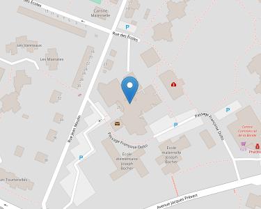 Adresse Caf de Manche - Accueil d'Équeurdreille-Hainneille
