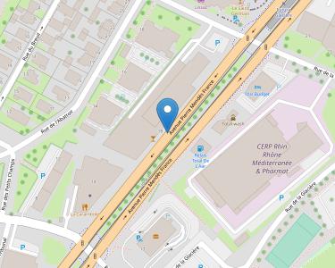 Adresse Caf du Bas-Rhin - Point relais de Schiltigheim