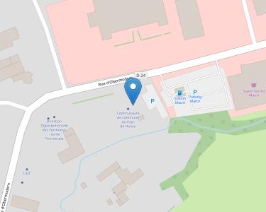 Adresse Caf du Bas-Rhin - Point relais de Bouxwiller