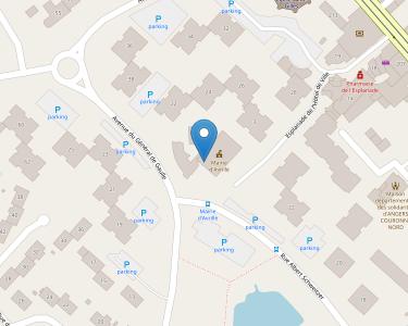 Adresse Caf du Maine-et-Loire - accueil d'Arillé