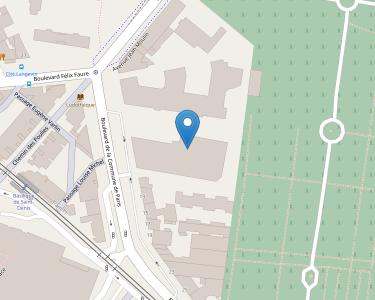 Adresse Caf de Seine-Saint-Denis - Accueil de Saint-Denis