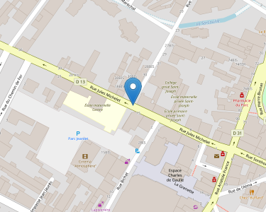 Adresse Caf de l'Ain - Accueil d'Oyonnax