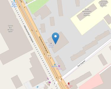 Adresse Caf du Val-de-Marne - Point relais d'Iry-sur-Seine