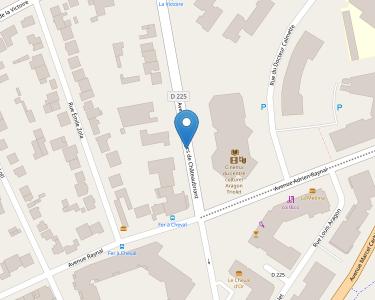 Adresse Caf du Val-de-Marne - Point relais d'Orly