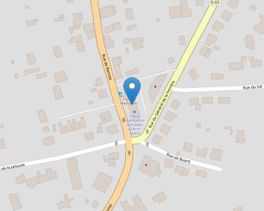 Adresse Caf de Loire-Atlantique - Point relais de Redon