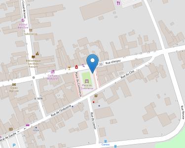 Adresse Caf de Loire-Atlantique - MSAP de Saint-Mars-la-Jaille