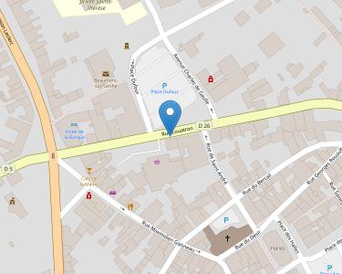 Adresse Caf de Sarthe - Point relais de Beaumont-sur-Sarthe