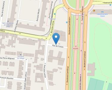 Adresse Caf des Hauts-de-Seine - Point relais de Genneilliers