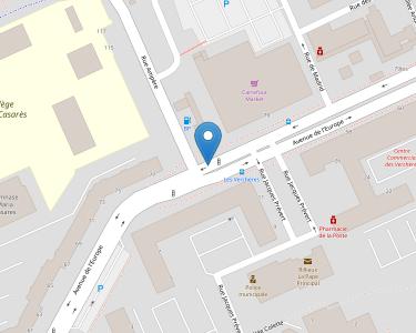 Adresse Caf du Rhône - Point relais de Rillieux-la-Pape