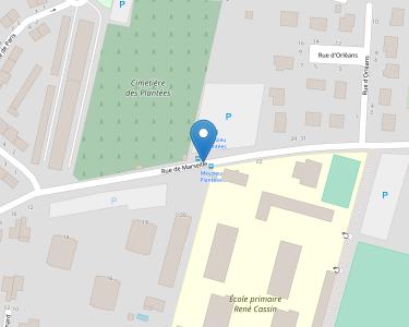 Adresse Caf du Rhône - Point relais de Meyzieu