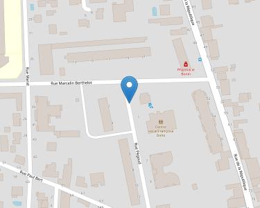 Adresse Caf du Rhône - Point relais de Décines-Charpieu
