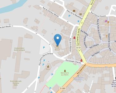 Adresse Caf du Rhône - Point relais de L'Arbresle