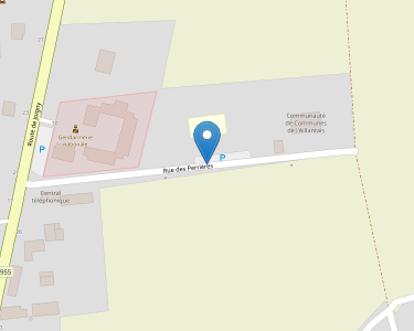 Adresse Caf de l'Yonne - MSAP de Aillant sur Tholon