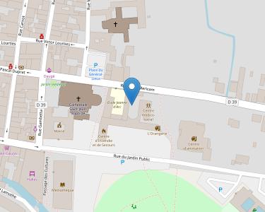 Adresse Caf des Landes - MSAP d'Aire-sur-l'Adour