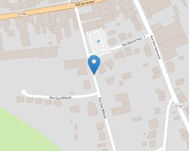 Adresse Caf de Meurthe-et-Moselle - Point relais de Piennes
