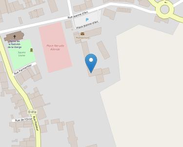Adresse Caf de Meurthe-et-Moselle - Point relais de Homécourt
