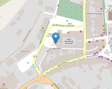 Adresse Caf du Gard - MSAP de Saint-Hippolyte-du-Fort