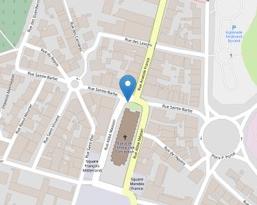 Adresse Caf du Gard - Point Relais de Nîmes