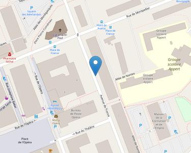 Adresse Caf de l'Essonne - Point relais de Massy