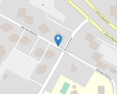 Adresse Caf de Haute-Vienne - Accueil de Limoges - Beaubreuil