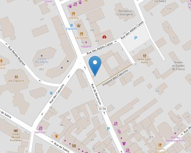 Adresse Caf du Doubs - Point relais de Pontarlier