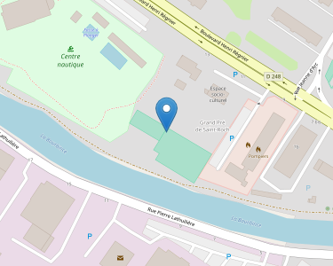 Adresse Caf de Saône-et-Loire - Point relais de Paray-le-Monial