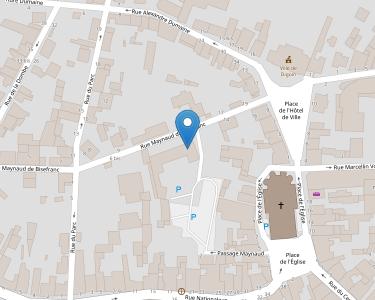 Adresse Caf de Saône-et-Loire - Point relais de Digoin