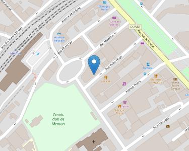 Adresse Caf des Alpes-Maritimes - Point relais de Menton