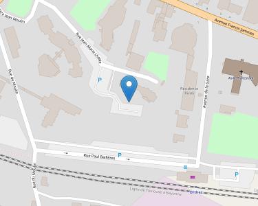 Adresse Caf de Béarn-et-Soule - Point relais d'Orthez