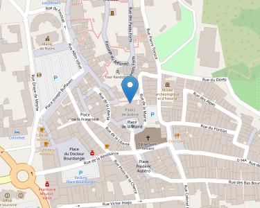 Adresse Caf de Drôme - Point relais de Nyons