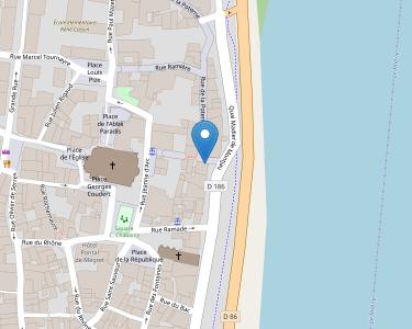 Adresse Caf de l'Ardèche - Point relais de Bourg-Saint-Andéol