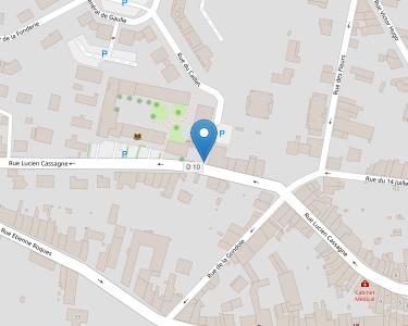 Adresse Caf de Haute-Garonne - Point relais de Carbonne