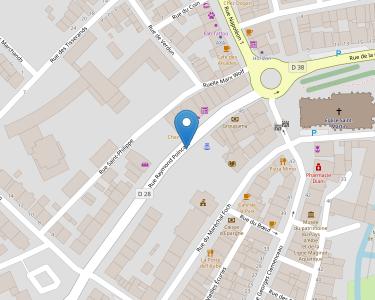 Adresse Caf de Moselle - Point relais de Metz