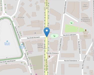 Adresse Caf de Haute-Saoie - siège d'Annecy
