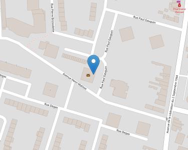 Adresse Caf du Nord - MSAP d'Aulnoy-lez-Valenciennes