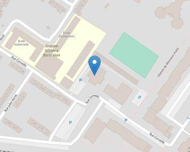 Adresse Caf du Nord - Point relais de Villeneue-d'Ascq
