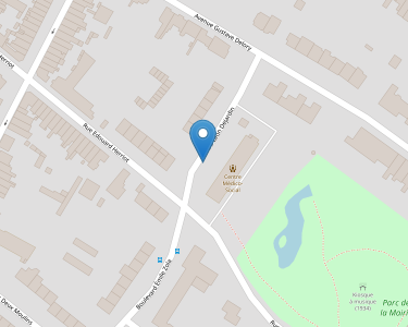 Adresse Caf du Nord - Point relais de Croix