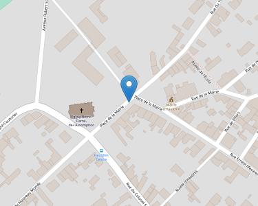 Adresse Caf du Nord - Point relais de Haulchin